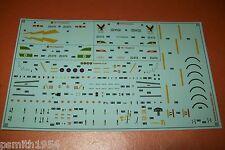 AIRFIX  BAe HARRIER GR.7  04039   1:72 scale decals