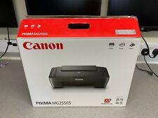 Nuevo Canon PIXMA MG2550S Todo en Uno A Color Impresora sólo tratar escanear + copia No Wifi