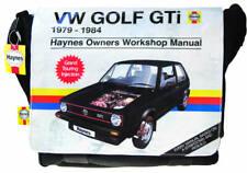 Haynes VW Golf Gti Mk 1 Cartella Borsa a Tracolla