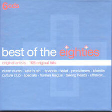 Best of the 80's CD (2000)