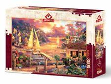 Puzzle 3000 Pezzi Chuck Pinson Golden Sea Art Puzzle