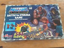 Vintage 1985 He-man MASTERS OF THE UNIVERSE - BATTLE FOR ETERNIA Game