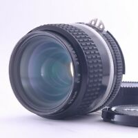 """""""Exc+++ Great Optics"""" Nikon Ai-S NIKKOR 35mm f/2 315591 AIS Shipping from Japan"""
