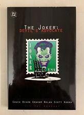 The Joker Devil's Advocate 1996 Hardcover Chuck Dixon Graham Nolan Scott Hanna