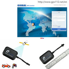 GSM GPRS GPS Tracker Vehicle Bike Car Real Time Tracking System Good For Travel