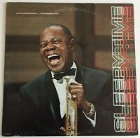 Louis Armstrong LP A Remembrance Columbia C 10680 VG+ Vinyl Jazz