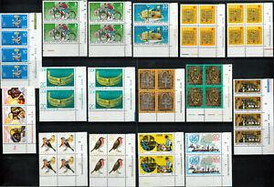 DDR Druckvermerk ; Lot,Sammlung von ~ 109 ** DV..../gn271