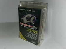 NEW GameShark Pro V3.0 PlayStation 1 + How To Hack Like a Pro VHS PS1 SV-1104E