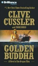 Oregon Files: Golden Buddha 1 by Craig Dirgo and Clive Cussler (2006, CD,...