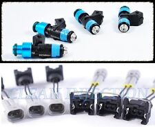 New Siemens 650cc Hyundai Genesis Coupe 2.0T turbo fuel injectors Direct Fit
