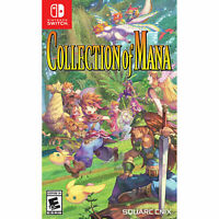 Collection of Mana Nintendo Switch BRAND NEW SEALED