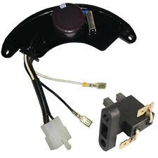 HONDA AVR & Carbon Brush for EG4500X 32350-ZB4 100951 100951A HHD7250CA