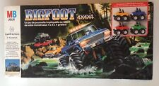 JEU DE SOCIETE MB BIGFOOT 4X4 // VINTAGE - INCOMPLET