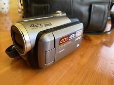Cámara De Video Panasonic SDR-H40