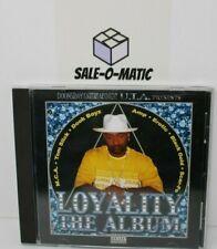 U.T.A PRESENTS-LOYALITY THE ALBUM CD ALBUM RAP HIP HOP G-FUNK 2002