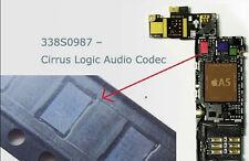 338s0987 U60 AUDIO IC PER IPHONE4S NO AUDIO / No SUONERIA / NO VIBRAZIONE