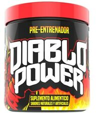 Diablo Power Pre-Workout Only Grape for now  30 Services CarnoSyn Supplement