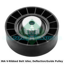 INA V-Ribbed Belt Idler, Deflection/Guide Pulley - 532 0309 10 - OE Quality