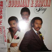 Ray, Goodman & Brown - Stay / VG+ / LP, Album