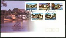 AUSTRALIA - 2005 'MURRAY RIVER SHIPPING' First Day Cover [C1442^]