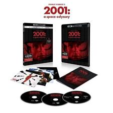 2001: A SPACE ODYSSEY (1968 - 2018 Release): SPECIAL EDIT. NEW 4K UHD + BLU-RAY