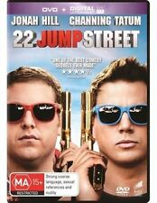 22 Jump Street (DVD, 2014) BRAND NEW & SEALED