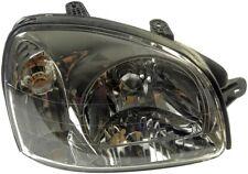 Headlight Assembly fits 2003-2006 Hyundai Santa Fe  DORMAN