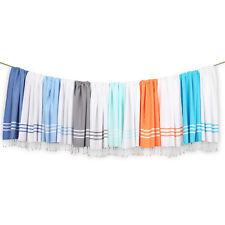 Linum Home Textiles Alara Premium Turkish Pestemal Hand Towels - New