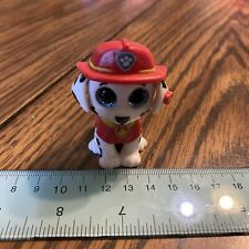 TY MINI BOOS COLLECTIBLES PAW PATROL SINGLE LOOSE Marshall