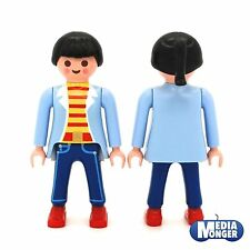 playmobil Citylife Figura: donna moderna Lehrerin Maestra d'asilo in Jeans