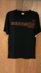 Matt Forte NFL Apparel TX3 Cool Chicago Bears jersey shirt adult S NWT