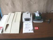 Pyramid Systems 3500 Multi-Purpose Electric Employee Time Clock Document Stamp