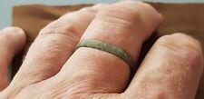 Super Viking bronze/copper band finger ring. Please read description. L103a