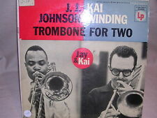 J.J. Johnson and Kai Winding Trombone for Two CL 742