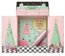 BETTER THAN SEX MASCARA +TOO FACED GRANDE HOTEL CAFE DOLLHOUSE BOX ONLY NWOB