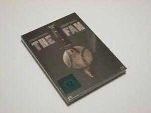 The Fan Blu-ray + DVD Mediabook (1996) Robert De Niro - Region B RARE