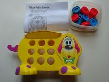 Fisher Price Games Tic Tac Tony Preschool Game--FREE POSTAGE
