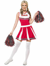 Déguisement pompom girl blanc et rouge femme - Cod.222252