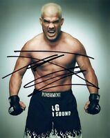 Tito Ortiz Signed Autographed 8x10 Photo UFC MMA Fighter COA