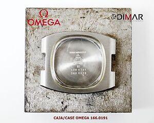Packung / Gehäuse Original OMEGA 166.0191 DIAM.37mm (Mit Kristall)