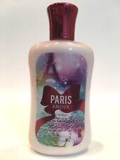LOT 1 BATH & BODY WORKS PARIS AMOUR SHEA & VITAMIN E BODY LOTION CREAM 8 OZ EA