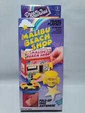 Vtg 1992 Matchbox Dodge Viper Malibu Beach Shop California Dream Machines NIB