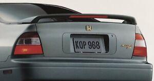 1994-1997 Honda Accord Ex Factory Gold Package Emblem Set OEM JDM CD3 CD4 CD5