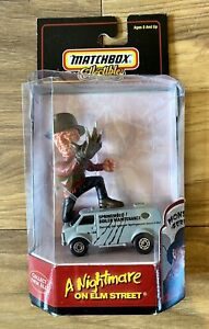 Matchbox Collectibles Character Car Collection 1999 - A Nightmare On Elm Street