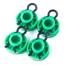 4XFront Green Window Regulator Roller For Saab 9-5 9-3 900 1999-2010 #4493433 HM