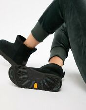UGG Classic Mini Waterproof Boots Black Size 7