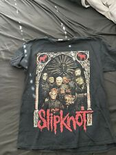 2016 Slipknot North American Tour Shirt Short Sleeve