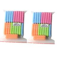 40 Packs Dental Ortodoncia Wax For Braces Gum Irritation Colorful 2 Sets AZDENT