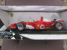 MSC Michael Schumacher F1 Ferrari 248 1:18 MATTEL NEW & OVP!