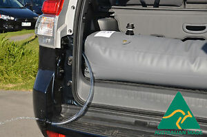 Water bladder tank(140 Ltrs) for 4x4, Camping, Fishing and Boating - DW140B